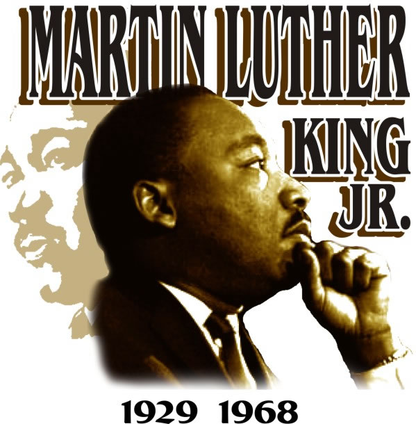 clip art martin luther king jr day - photo #19