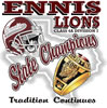 Ennis Lions state champs